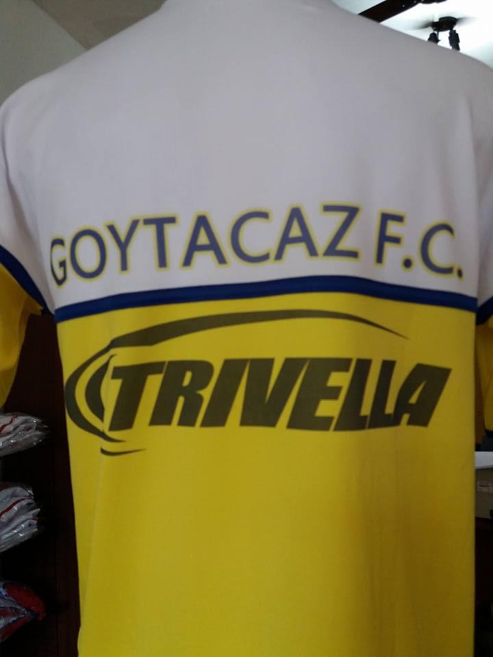 Novas camisas de treino – Goytacaz FC