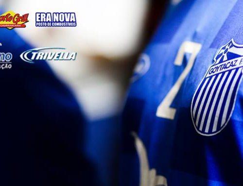 Lançamento das novas camisas oficiais do Goytacaz-RJ