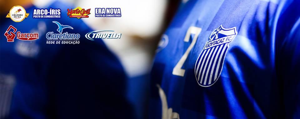 333aab1ea492d Lançamento das novas camisas oficiais do Goytacaz-RJ